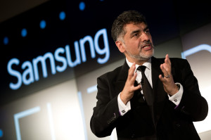Pictures of the Samsung Futurescape Event at Victoria House, London