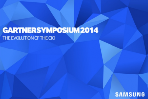 GartnerSymp2014Samsung