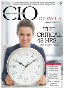 CIO Today Mag Cover