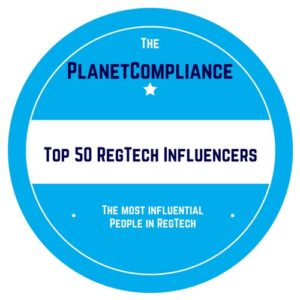 RegTech Top 50 Influencers